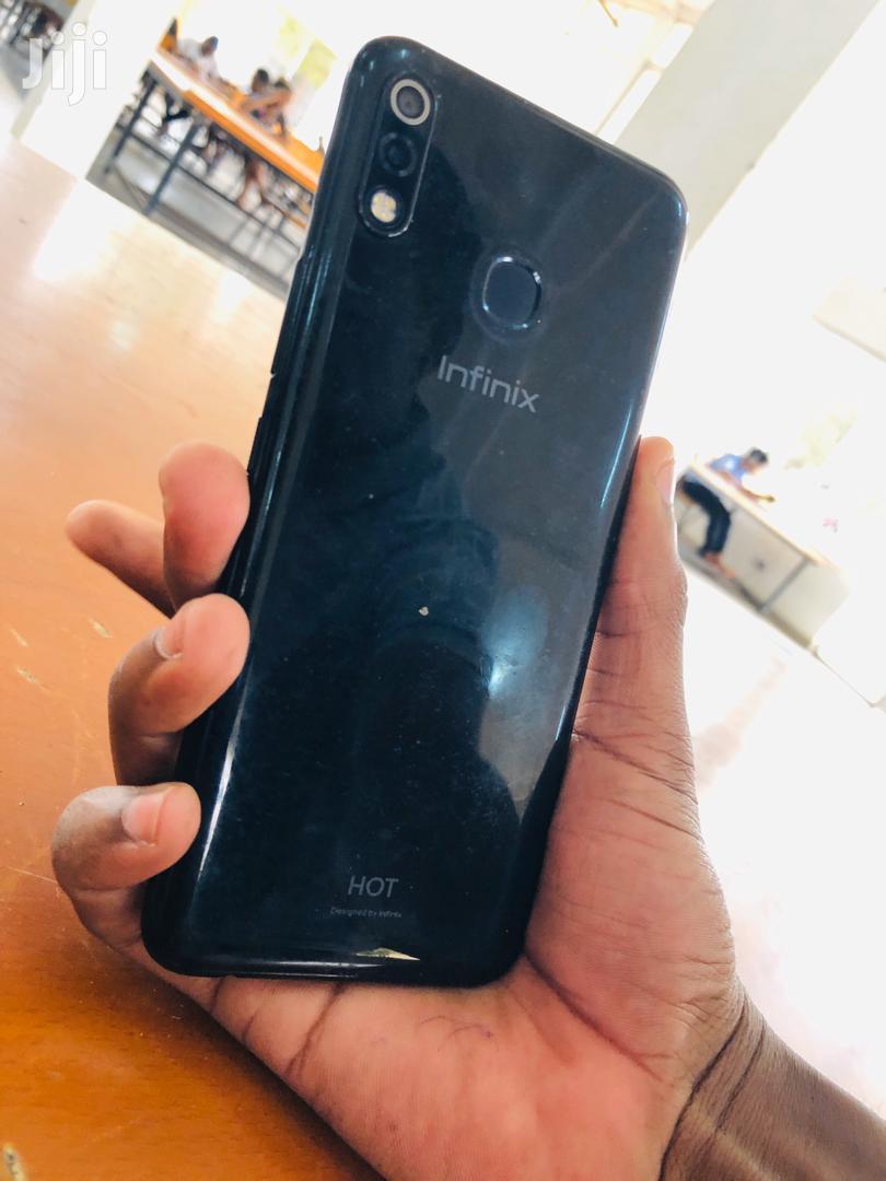Infinix Hot 8 Lite 32 GB Black