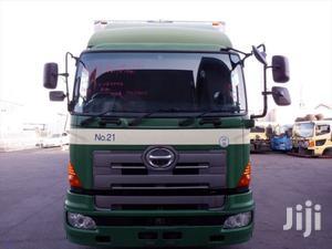 Hino Profia Almi Wing Truck 2006 Green