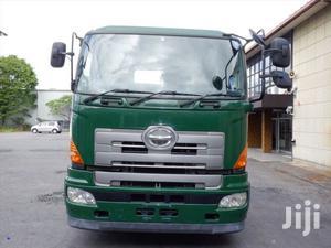 Hino Profia Truck Head 2004 Green