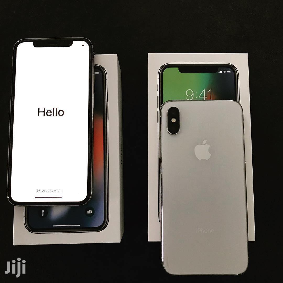 Archive: New Apple iPhone X 128 GB