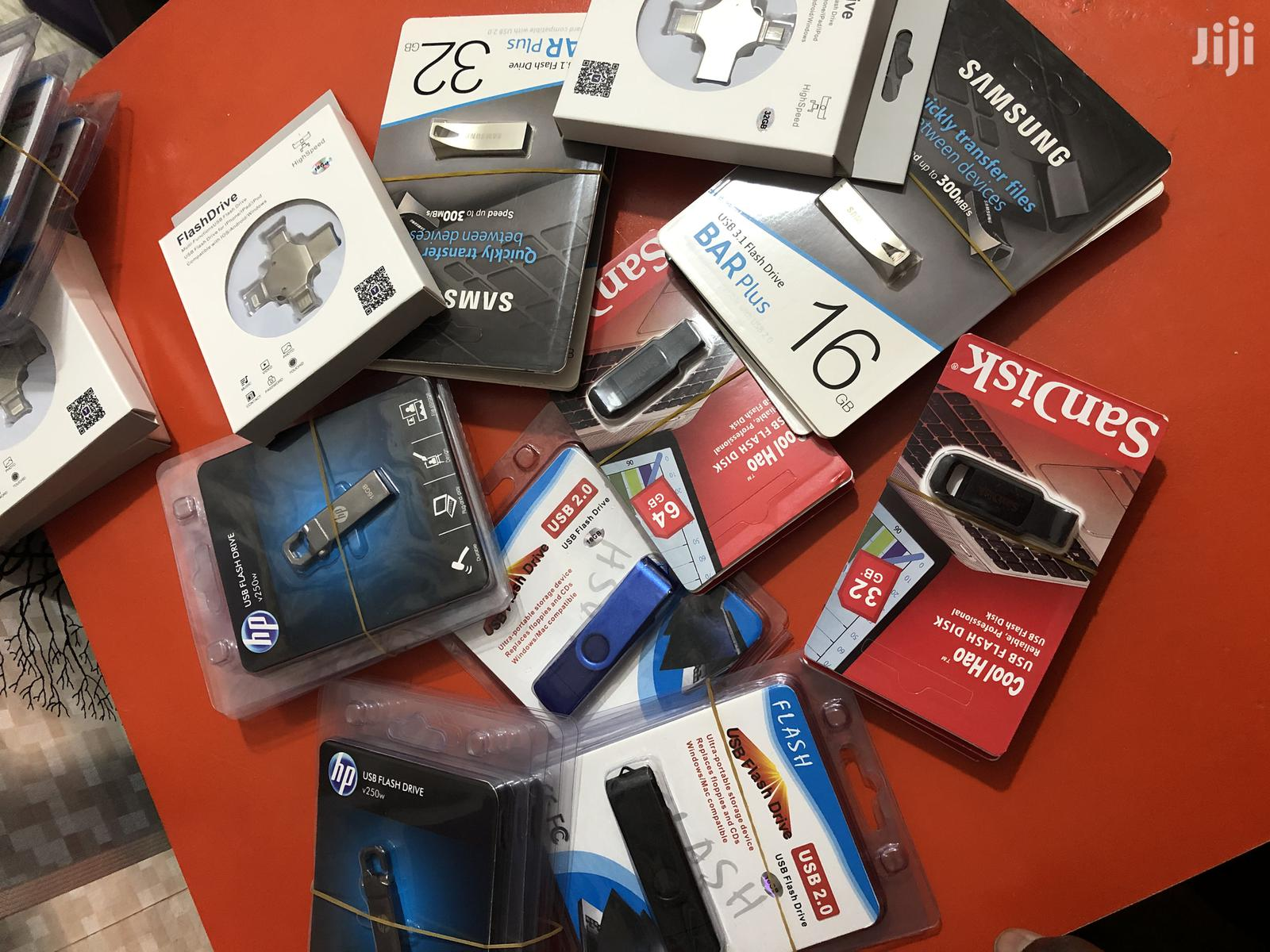 Flash Disk And Memory Cards | Computer Accessories  for sale in Kinondoni, Dar es Salaam, Tanzania
