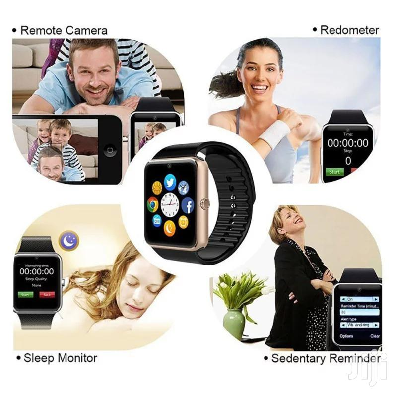 GT08 Smart Watch | Smart Watches & Trackers for sale in Ilala, Dar es Salaam, Tanzania