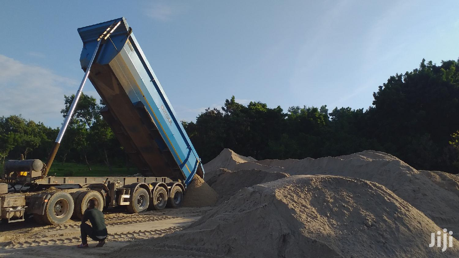 Archive: Supplier Of Building Materials,Hire Trucks And Transportation