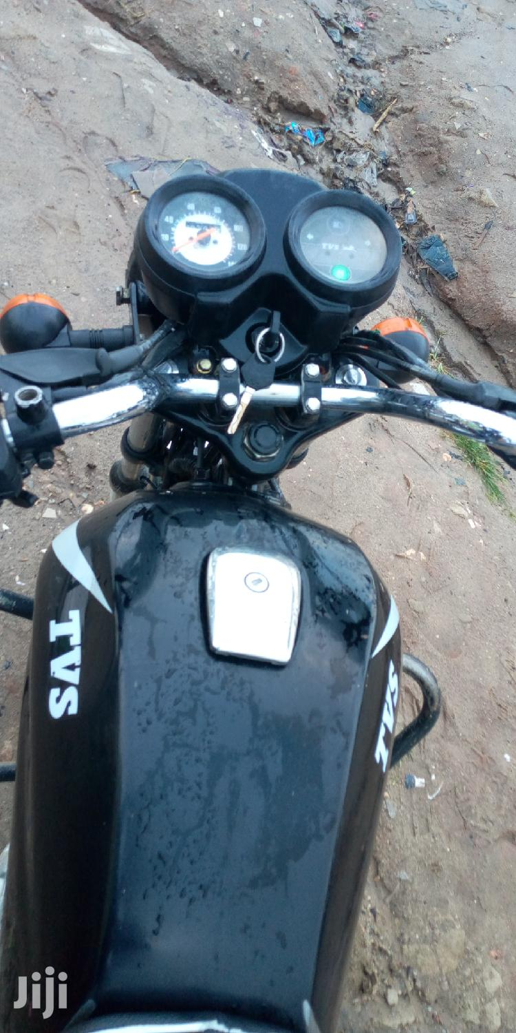 TVS Apache 180 RTR 2018 Black | Motorcycles & Scooters for sale in Kinondoni, Dar es Salaam, Tanzania