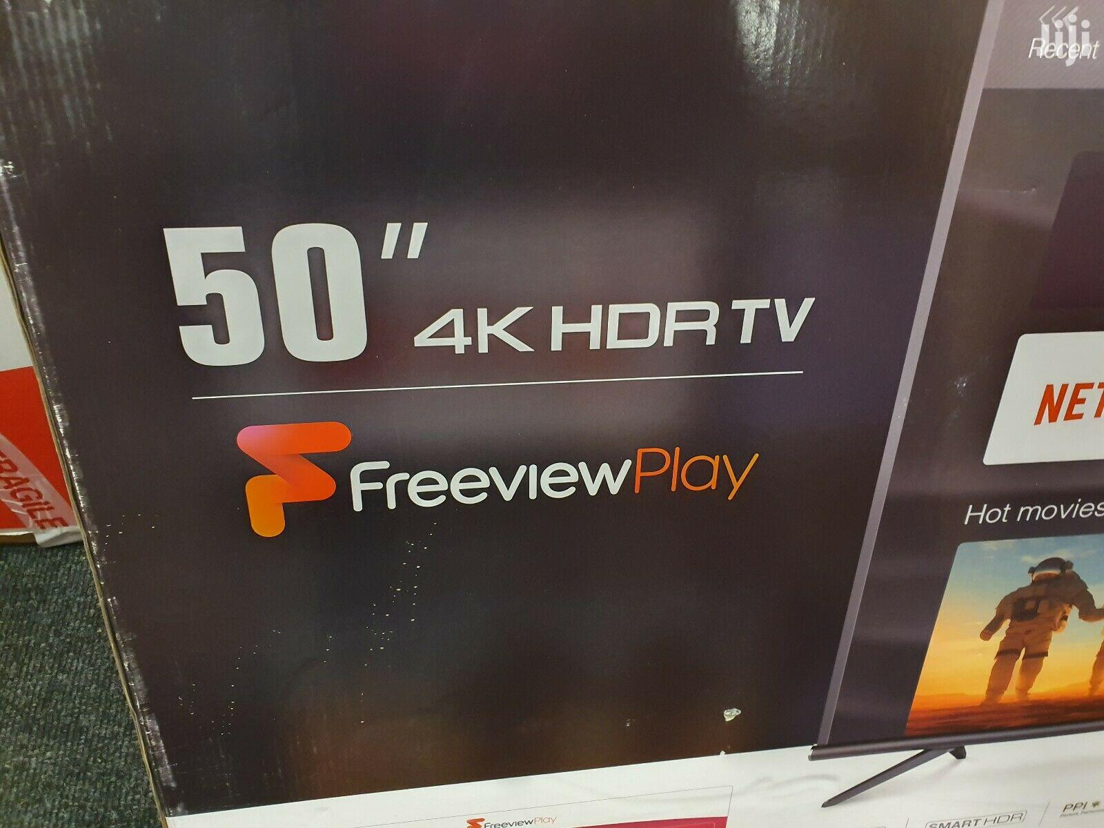 Archive: TCL 50ep648 50 Inch 4K Ultra HD Hdr PRO With Freeview