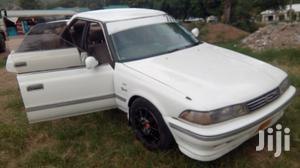 Toyota Mark II 1991 White