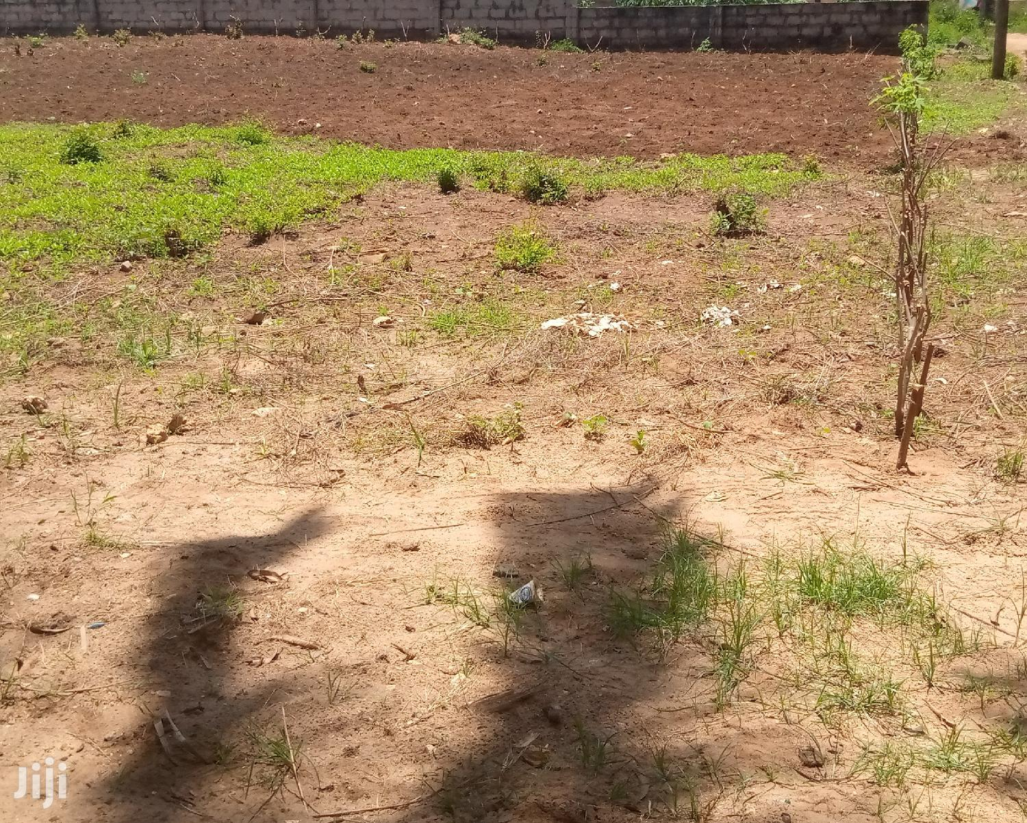 Archive: Land In Kigamboni For Sale