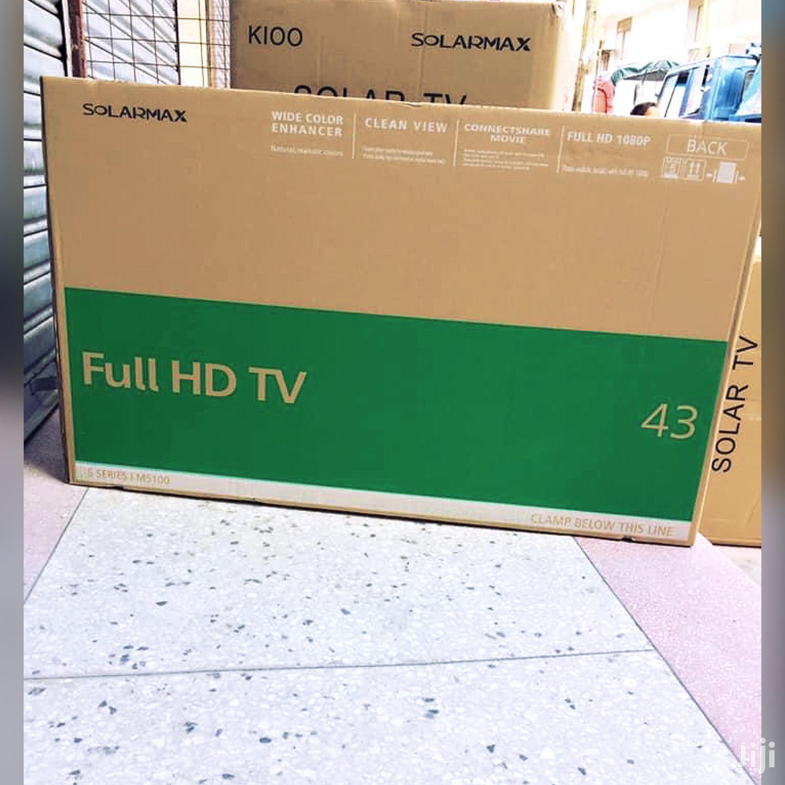 "Solarmax 43"" LED TV"