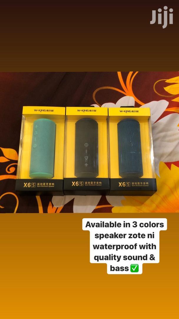 Archive: W-KING X6S Bluetooth Speaker 20W Portable Super Bass Speaker