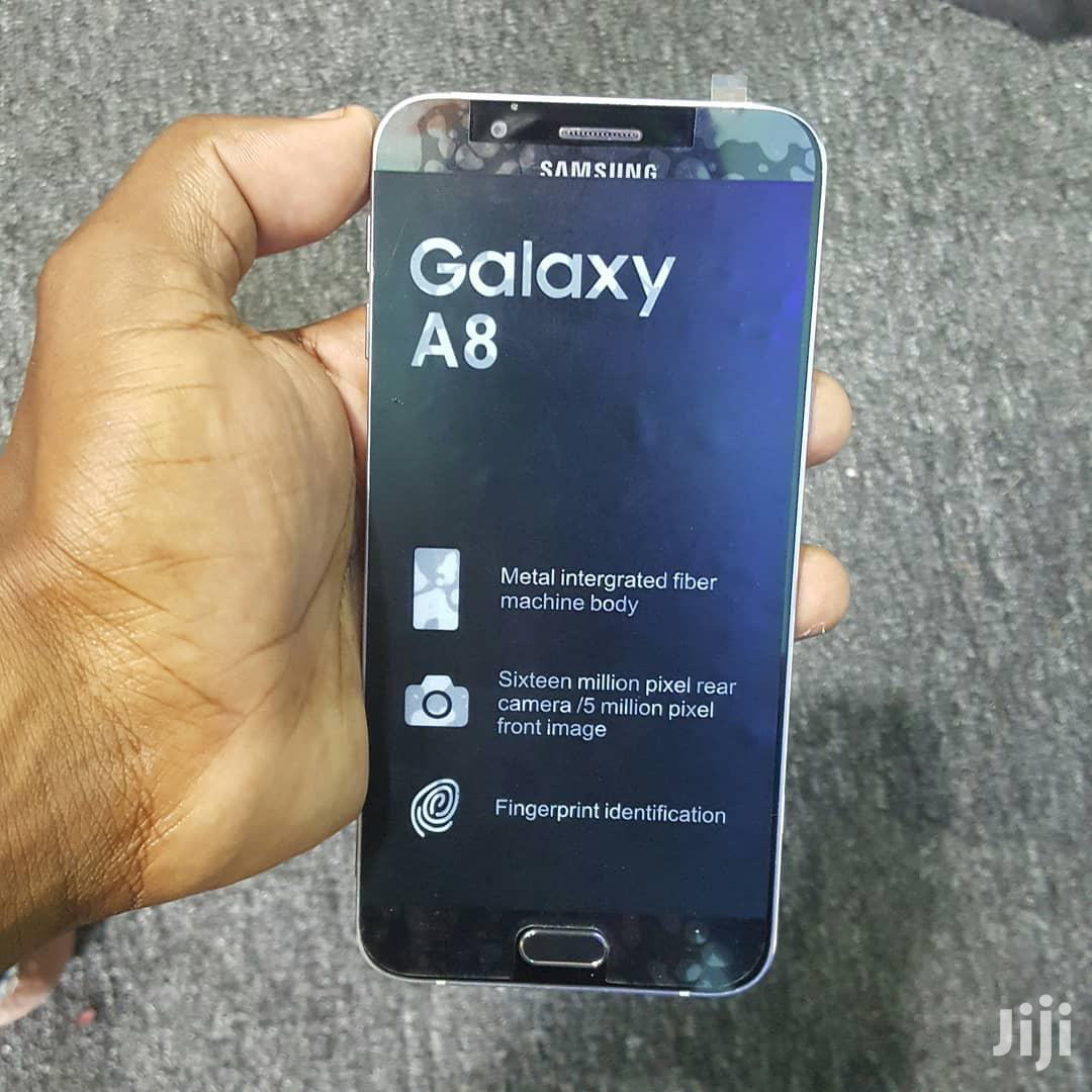 Archive: New Samsung Galaxy A8 32 GB Black