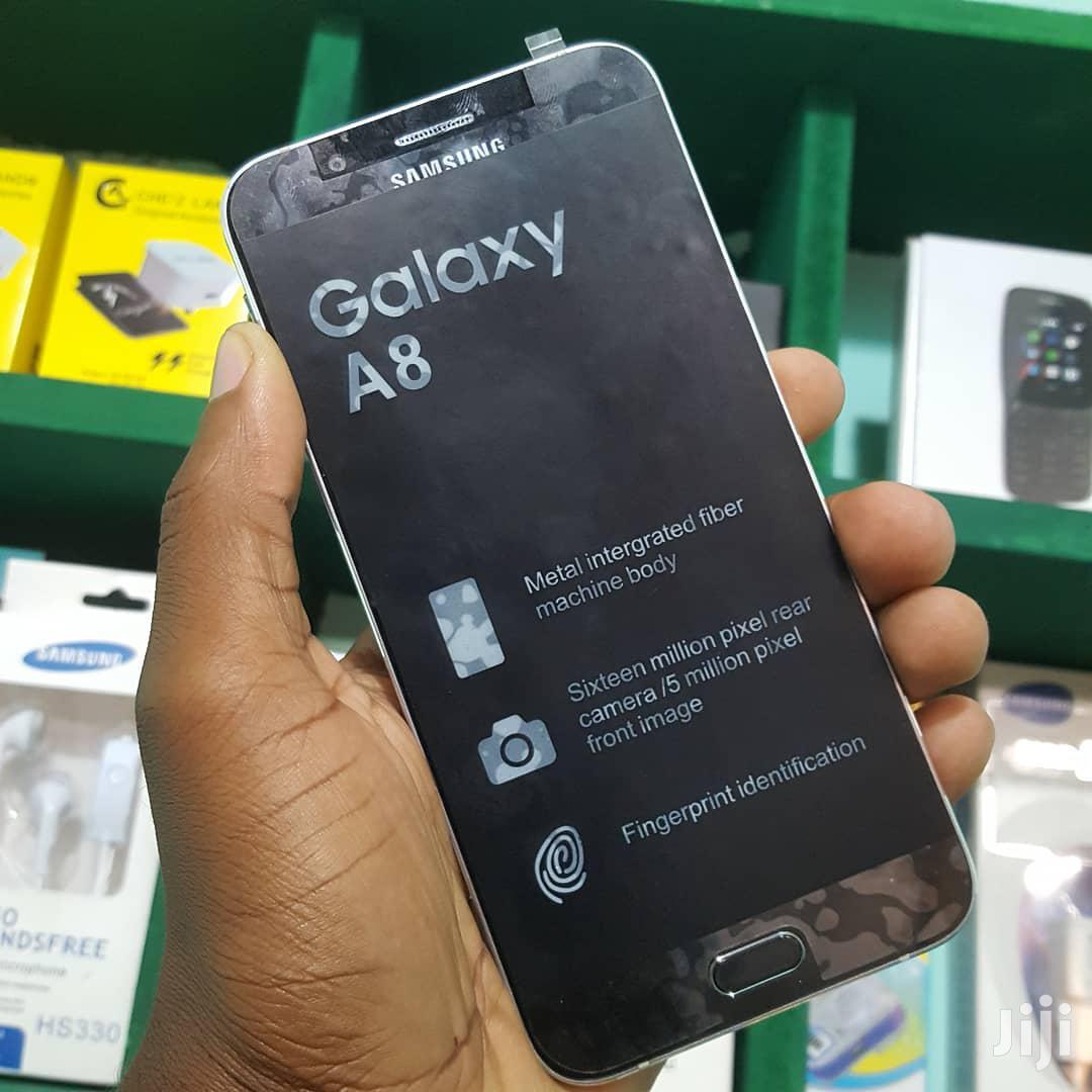 Archive: New Samsung Galaxy A8 32 GB Black