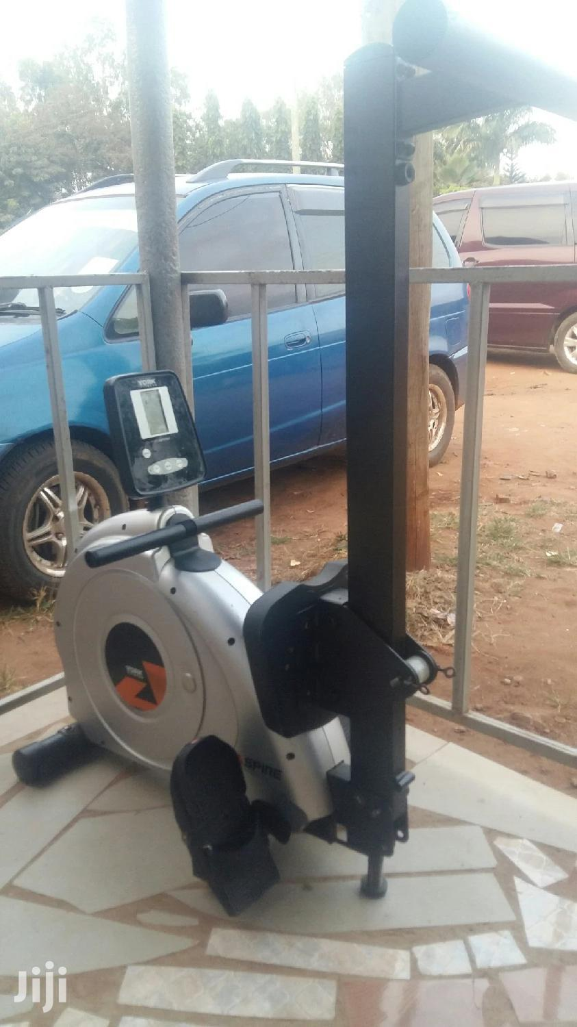 Archive: Rowing Machine