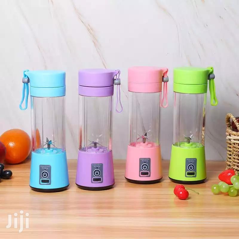 Rechargeable Smoothie Maker Blenders