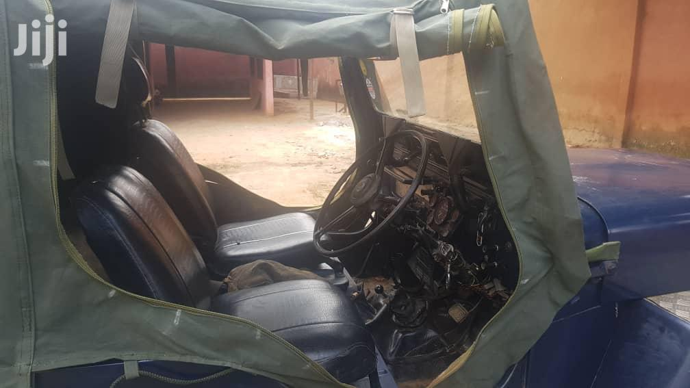 Jeep Wrangler 1979 Blue | Cars for sale in Kisaki, Morogoro, Tanzania