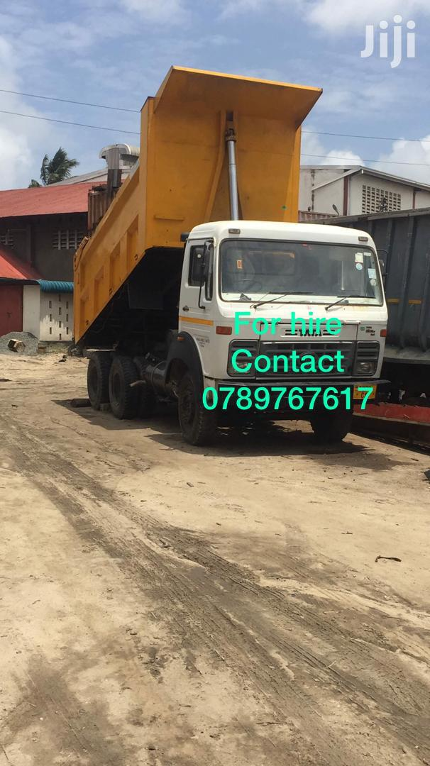 Archive: Earthmoving Equipments And Trucks For Hire