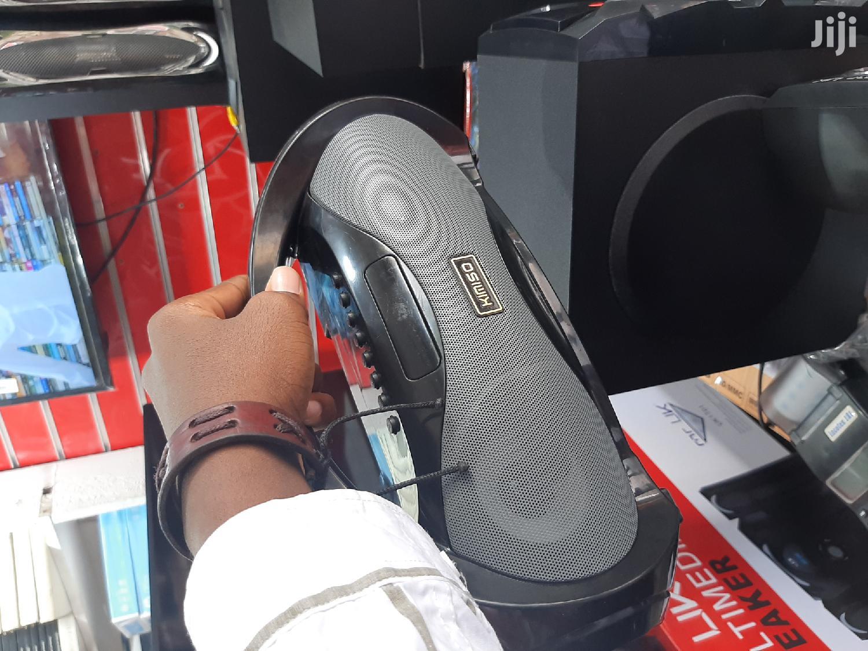Simple Portable Rechargeble Radio