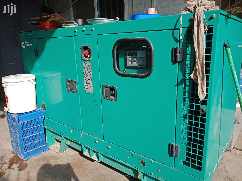 Hardly Used Generator