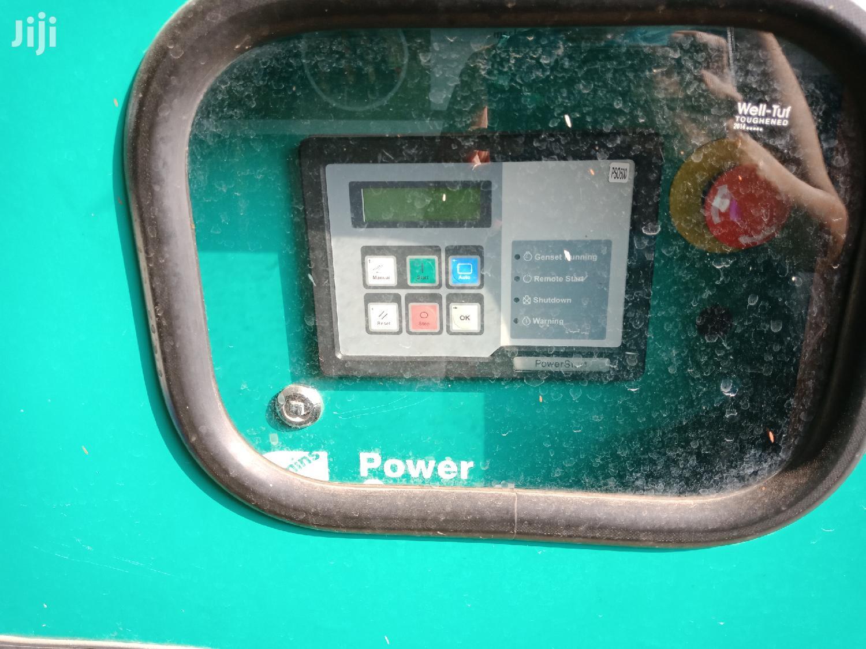 Hardly Used Generator   Electrical Equipment for sale in Ilala, Dar es Salaam, Tanzania
