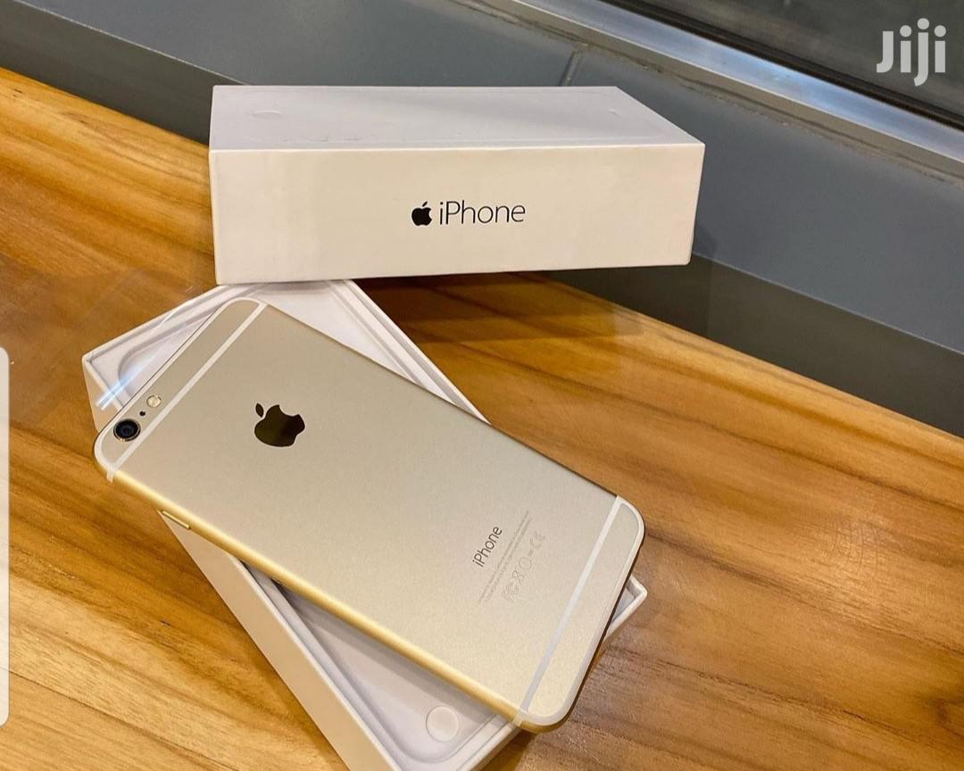 New Apple iPhone 6 Plus 16 GB Gold