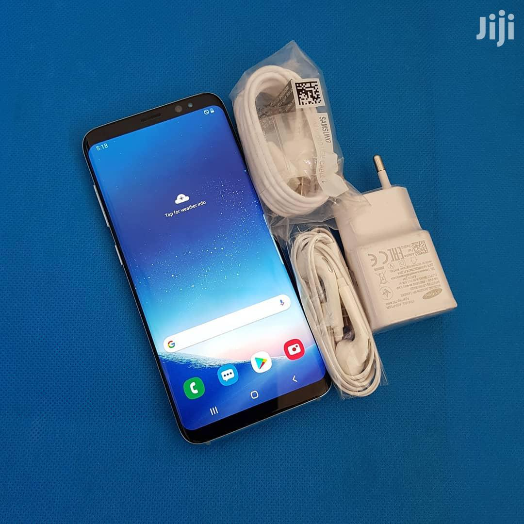 New Samsung Galaxy S8 64 GB Blue | Mobile Phones for sale in Ilala, Dar es Salaam, Tanzania