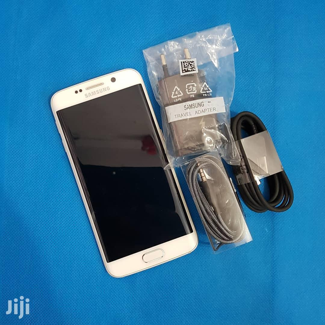 New Samsung Galaxy S6 edge 32 GB White | Mobile Phones for sale in Ilala, Dar es Salaam, Tanzania