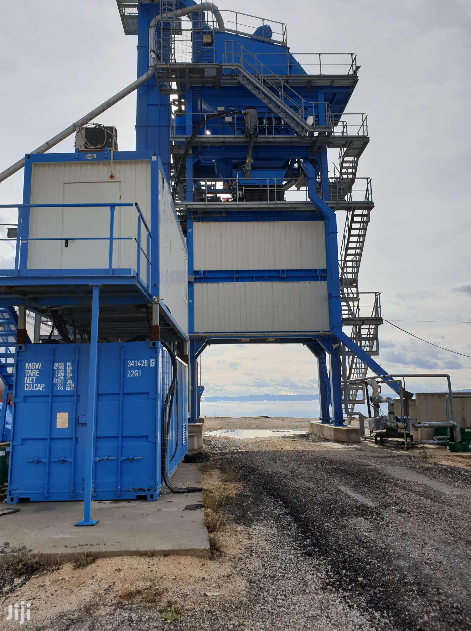 Archive: USED Benninghoven Asphalt Plant