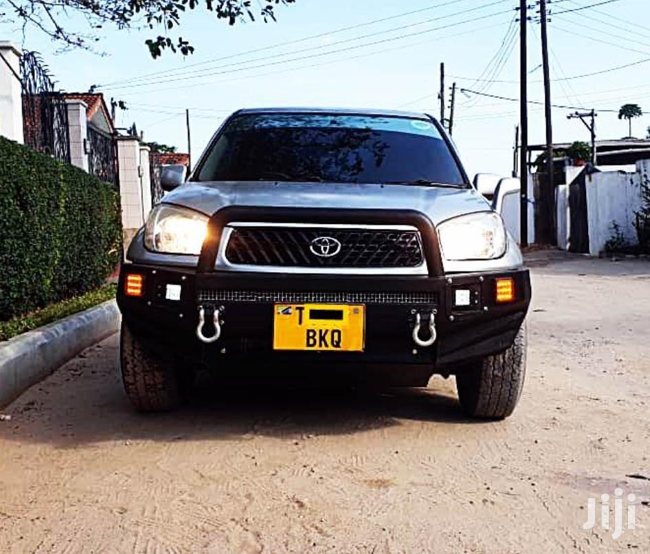 Toyota RAV4 2004 1.8 Silver