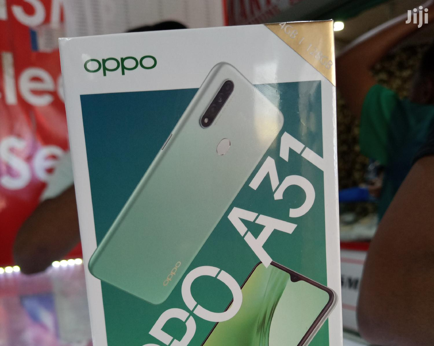 New Oppo A31 64 GB Black | Mobile Phones for sale in Ilala, Dar es Salaam, Tanzania