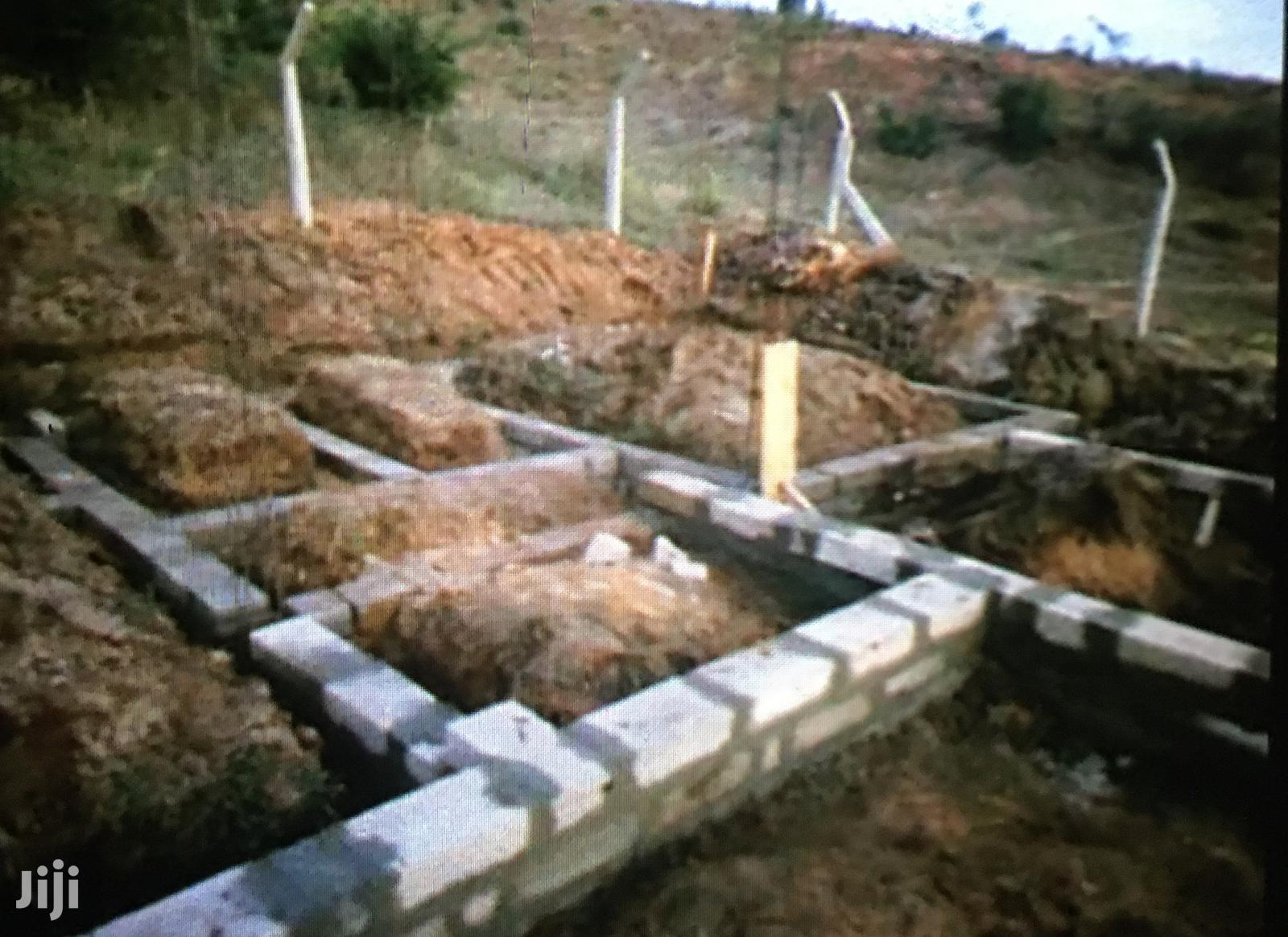 Archive: Msingi Ndani Ya Fance Umekamilika