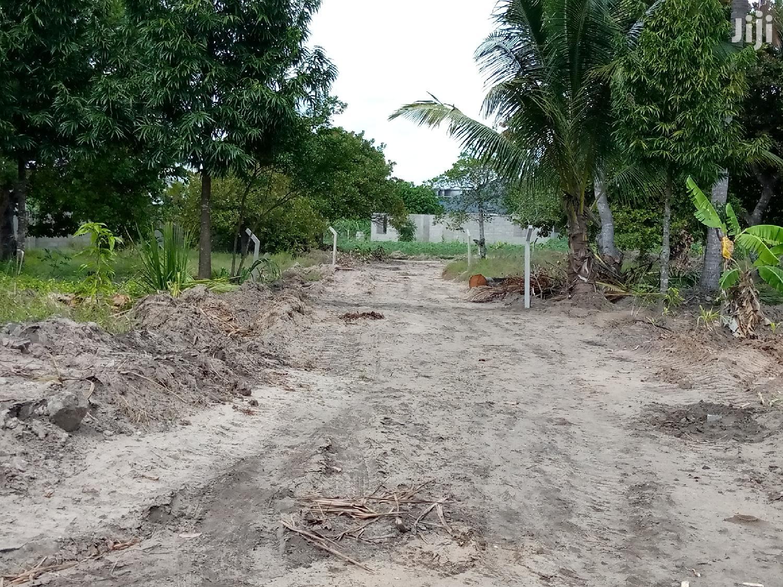 Miliki Kiwanja Kilichopimwa Kigamboni Dege Kwa Mkopo | Land & Plots For Sale for sale in Temeke, Dar es Salaam, Tanzania