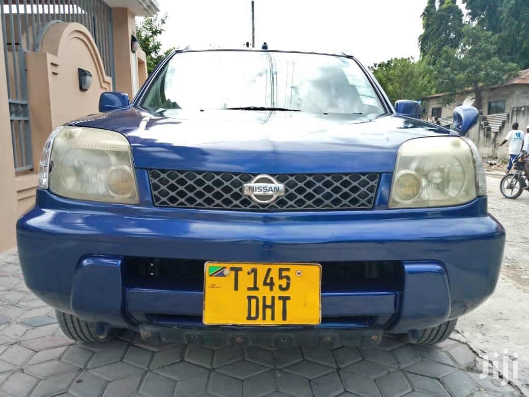 Nissan X-Trail 2002 2.0 Blue | Cars for sale in Kinondoni, Dar es Salaam, Tanzania