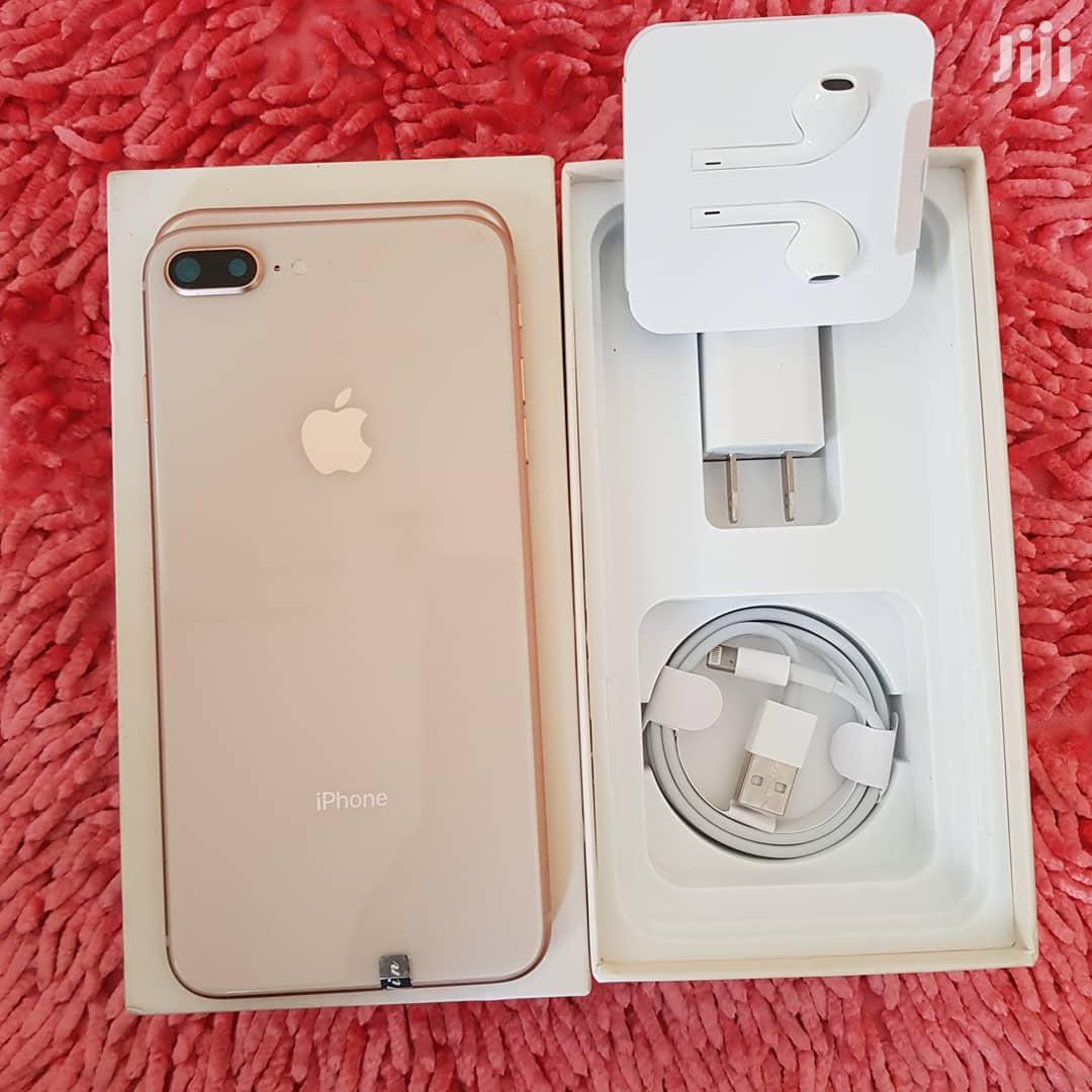 New Apple iPhone 8 Plus 64 GB Gold | Mobile Phones for sale in Kinondoni, Dar es Salaam, Tanzania