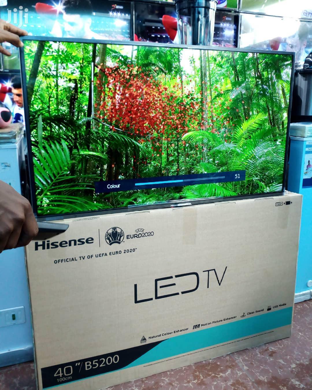 Hisense LED TV Inch 40 | TV & DVD Equipment for sale in Ilala, Dar es Salaam, Tanzania
