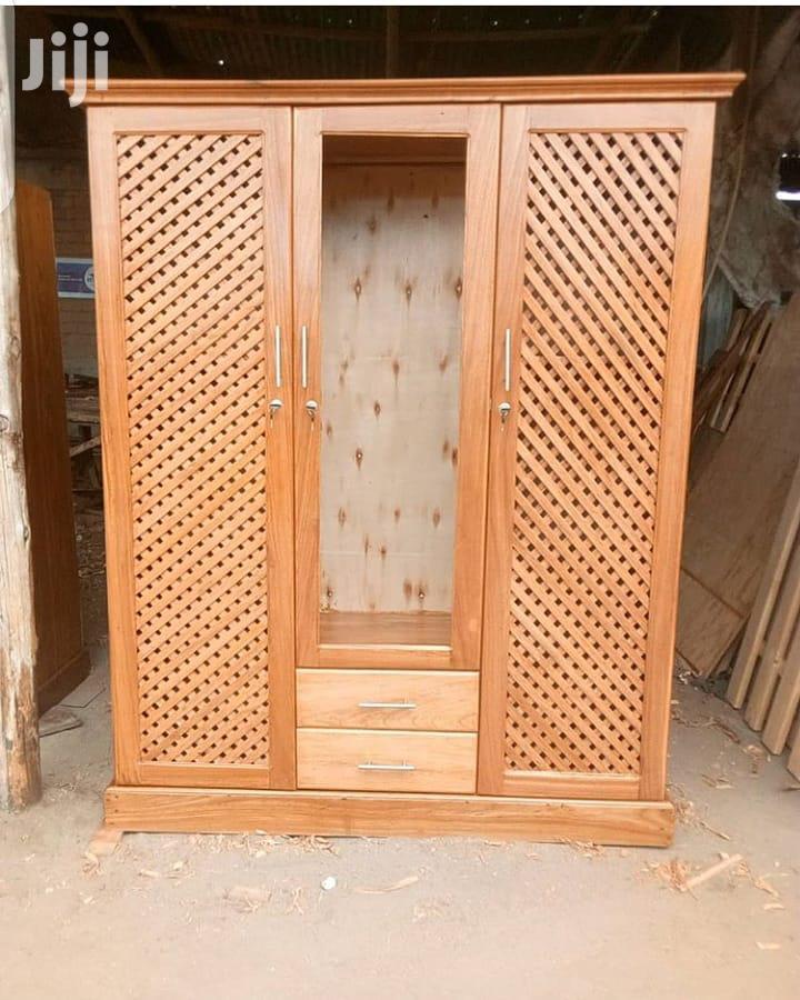 3 Doors Wardrobe