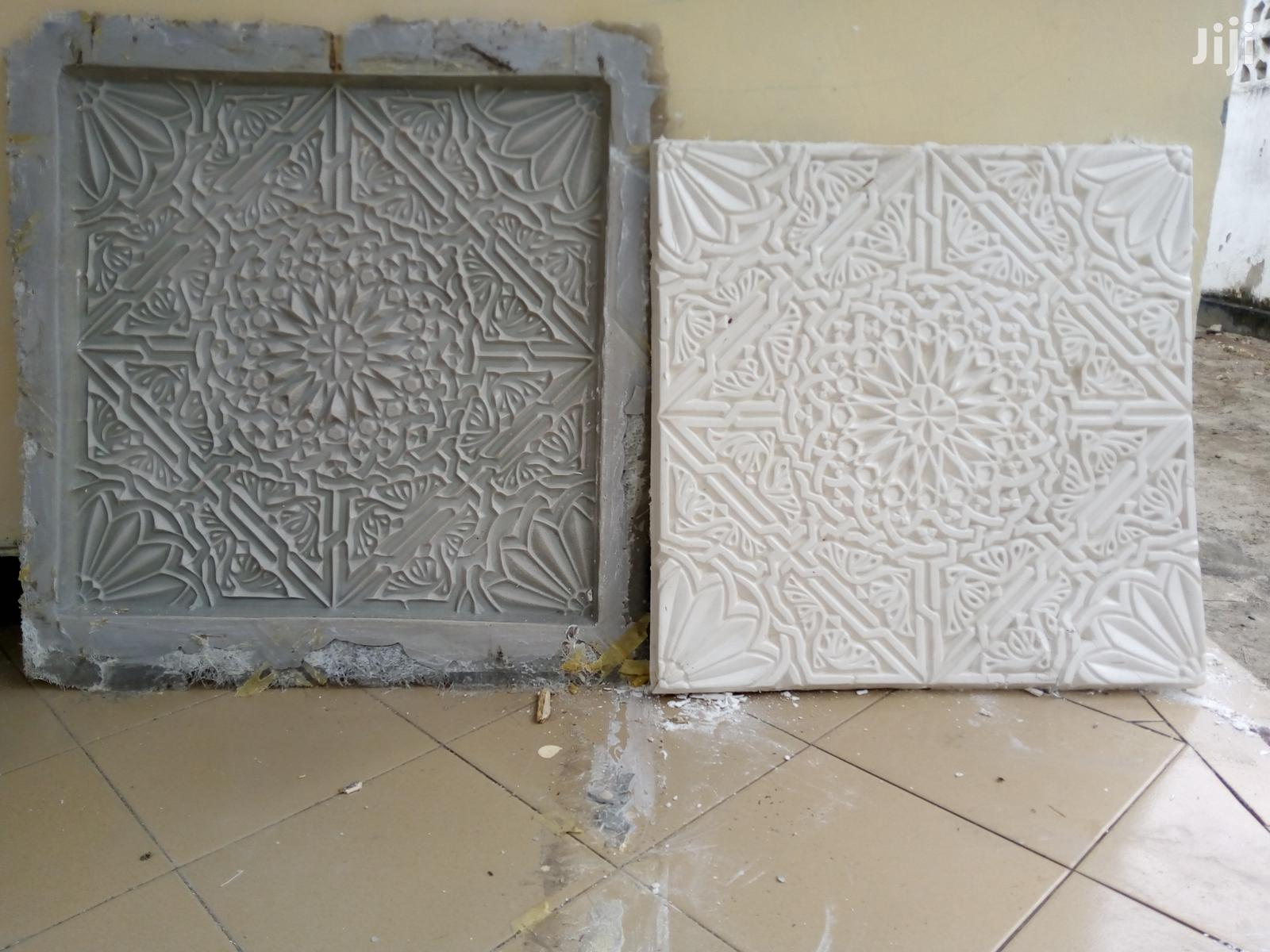 Archive: Wall Pannel Molds