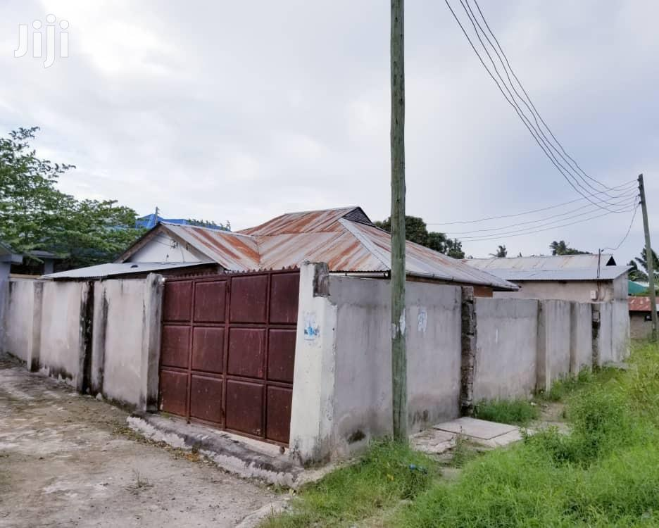 "Nyumba Ziko 2 Fensi Moja Mbezi Beach ""A"" 150 For Sale"