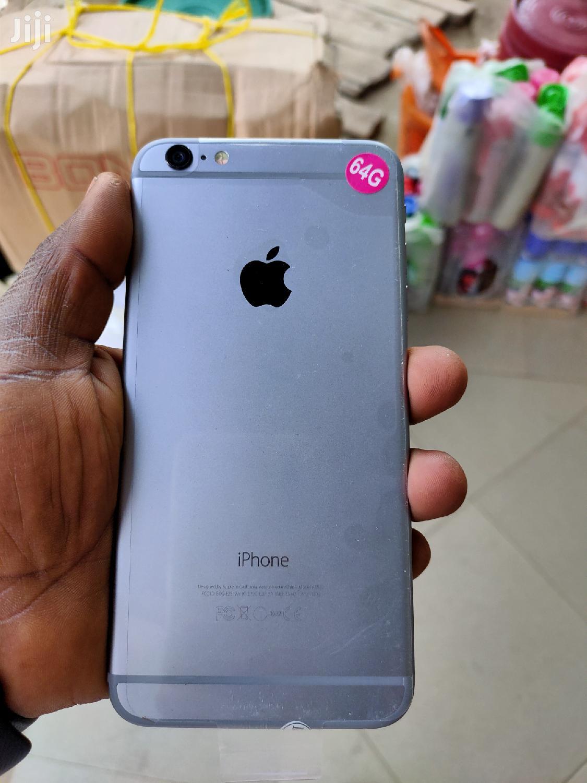Apple iPhone 6 Plus 64 GB Gray