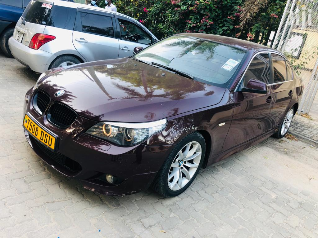 BMW 525i 2009 | Cars for sale in Morogoro Urban, Morogoro Region, Tanzania