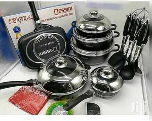 Heavy and Strong 23pcs Dessin Die Cast Set   Kitchen & Dining for sale in Dar es Salaam, Ilala