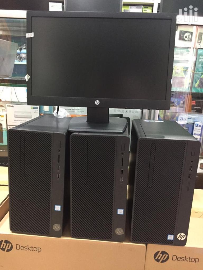 New Desktop Computer HP ProDesk 400 G4 4GB Intel Core i7 HDD 1T