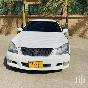 Toyota Crown Royale 2005 White
