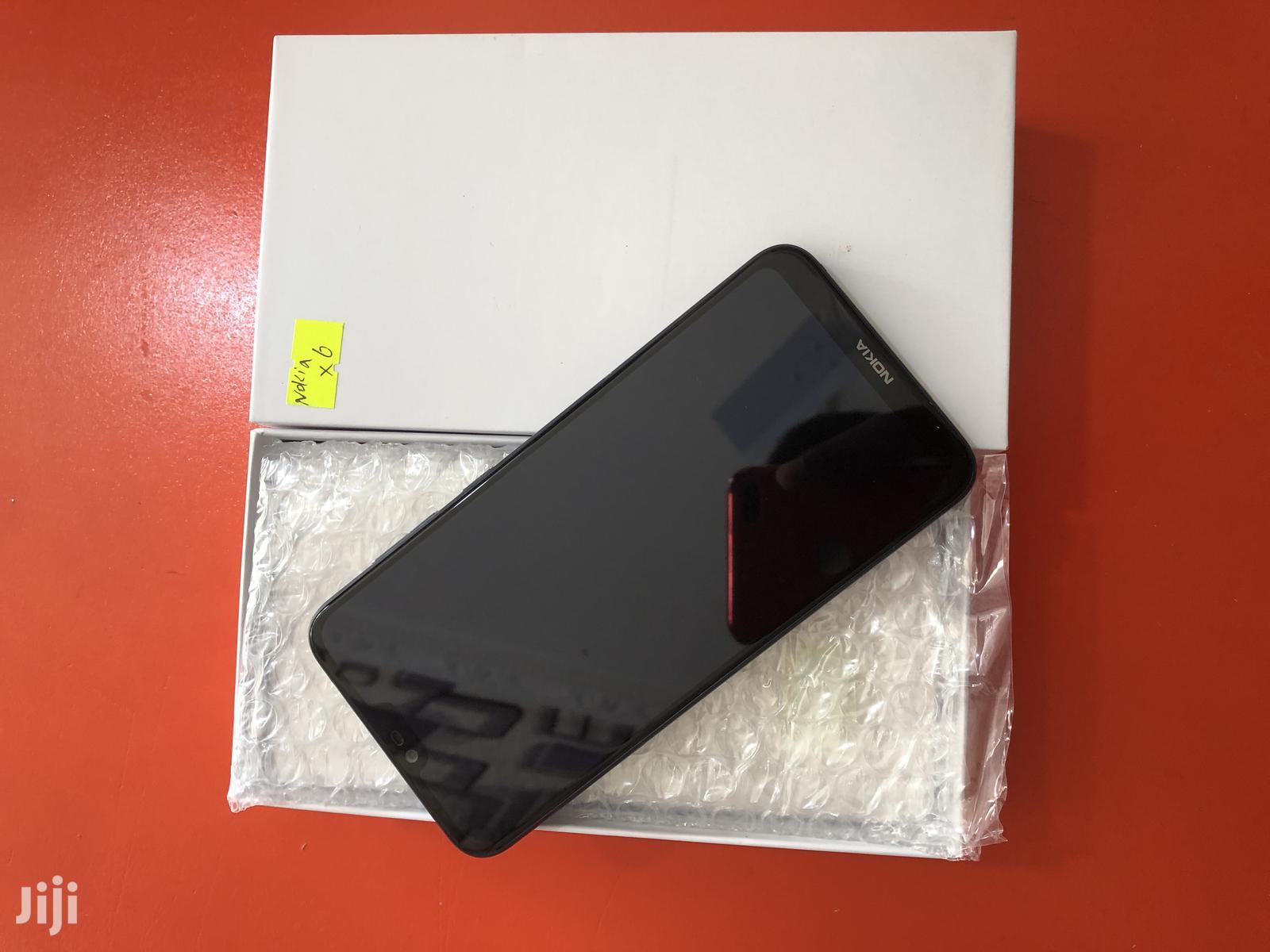 Archive: New Nokia X6 64 GB Black