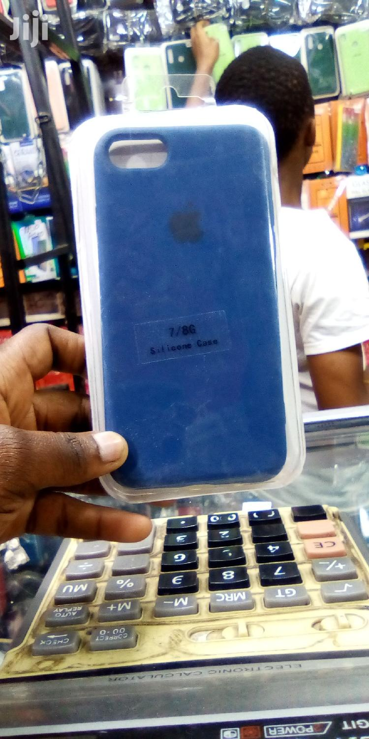 Phone Silicone Cover   Accessories for Mobile Phones & Tablets for sale in Kinondoni, Dar es Salaam, Tanzania