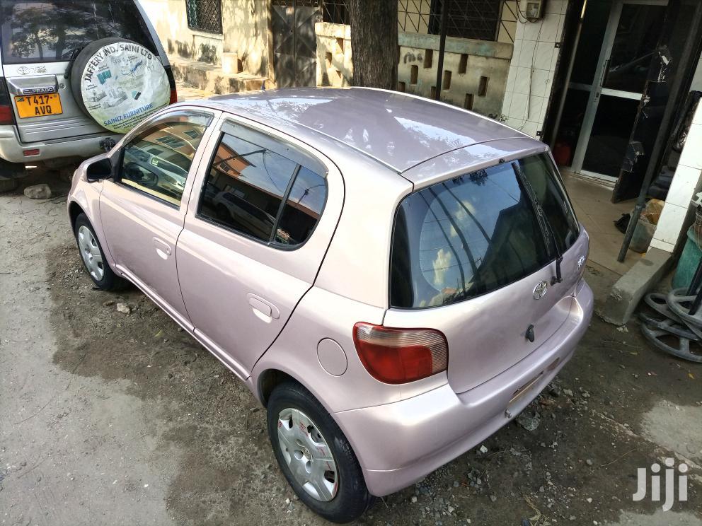 Toyota Vitz 2000 Pink | Cars for sale in Kinondoni, Dar es Salaam, Tanzania