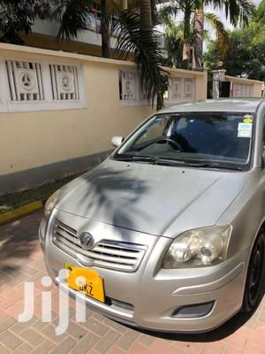 Toyota Avensis 2007 2.0 Advanced Gray