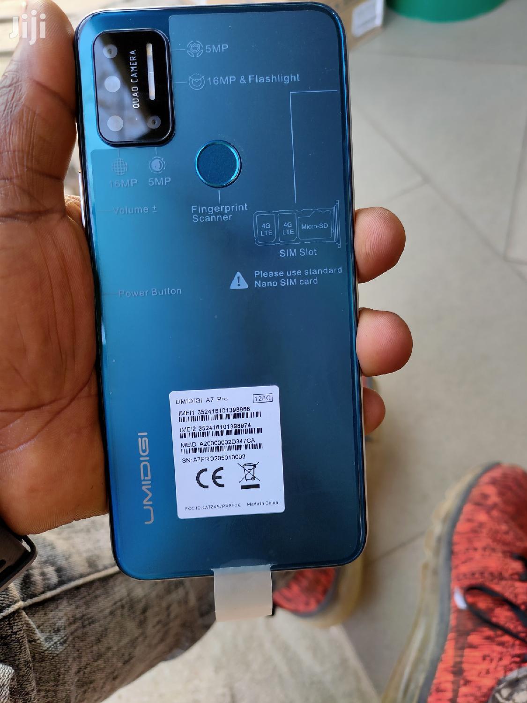 New Umidigi A7 Pro 64 GB Blue