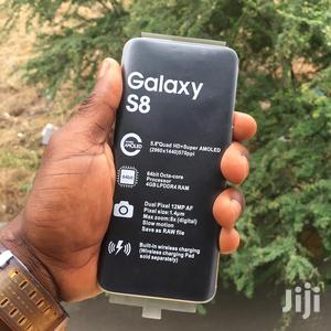 New Samsung Galaxy S8 64 GB Gold   Mobile Phones for sale in Dar es Salaam, Ilala