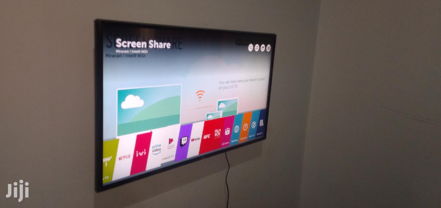 "Archive: LG TV 43"" UHD 4K With Magic Remote"