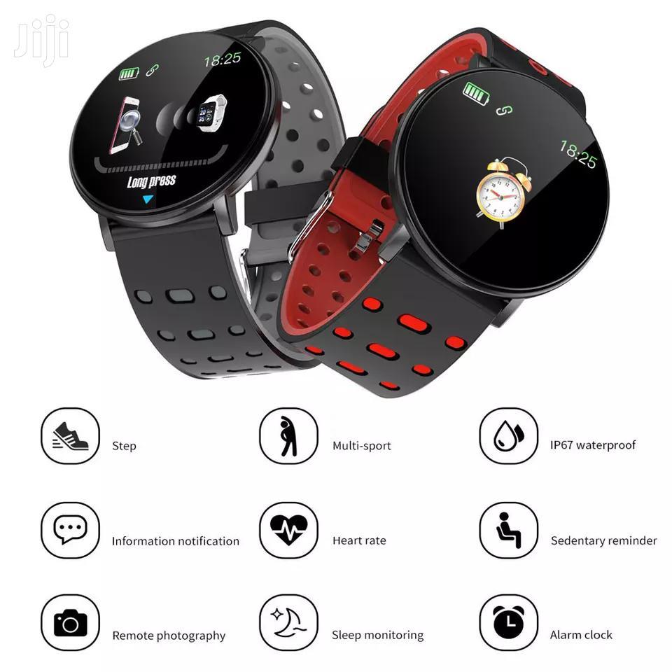 119plus Smart Bracelet | Smart Watches & Trackers for sale in Ilala, Dar es Salaam, Tanzania