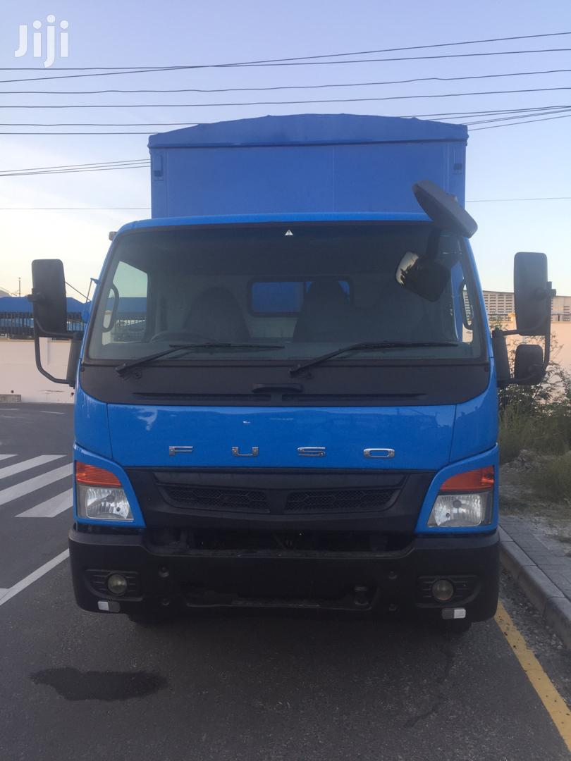Fuso Trucks Box Body Unregistered